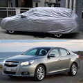 1Pcs Car Cover Sunshade Dustproof Security Auto Vehicle Clothes Surface Protector for Chevrolet Malibu