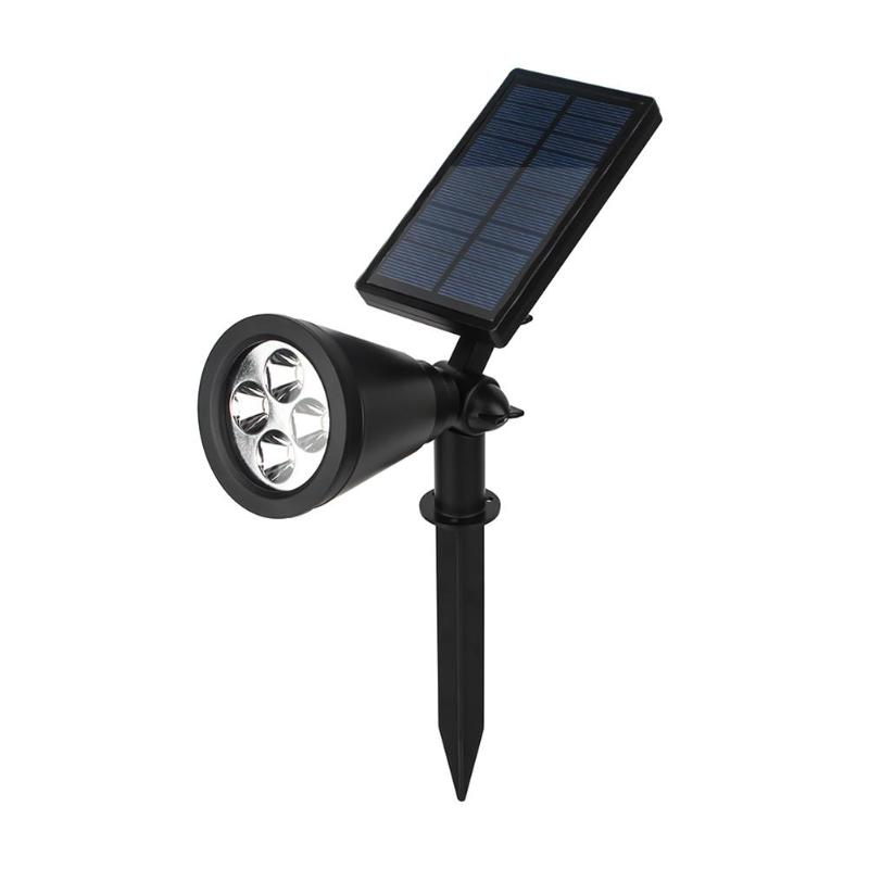 16 LED Solar Plants Grow Light Garden Greenhouse Flower Vegetable Bulb Lamp Solar Plants Grow Light Growing Lamp E5M1