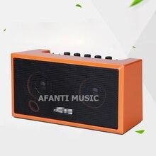 Afanti Music Electric Guitar / Acoustic Guitar Amplifier (AMP-109)