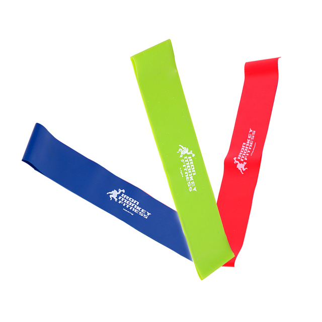 Health Elastic Fitness Yoga Loop Band