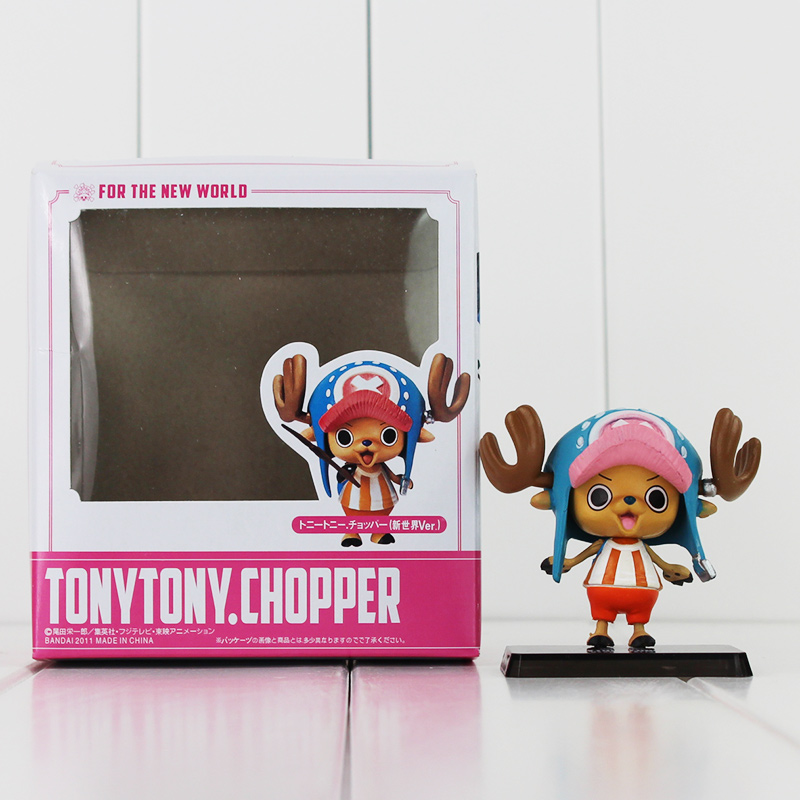1Pcs 6.5cm Anime <font><b>One</b></font> <font><b>Piece</b></font> <font><b>Tony</b></font> <font><b>Tony</b></font> <font><b>Chopper</b></font> PVC <font><b>Action</b></font> <font><b>Figure</b></font> Collection Model Doll <font><b>Toys</b></font> Great Birthday Gifts