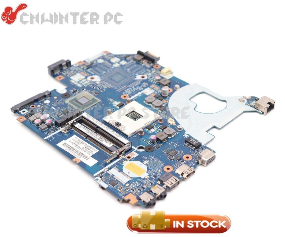 NOKOTION MBR9702003 MB.R9702.003 Main Board For Acer aspire 5750 5750G Laptop Motherboard LA-6901P HM65 DDR3 UMA mbv4201001 mb v4201 001 48 4iq01 041 main board for acer aspire 4750 laptop motherboard hm65 ddr3