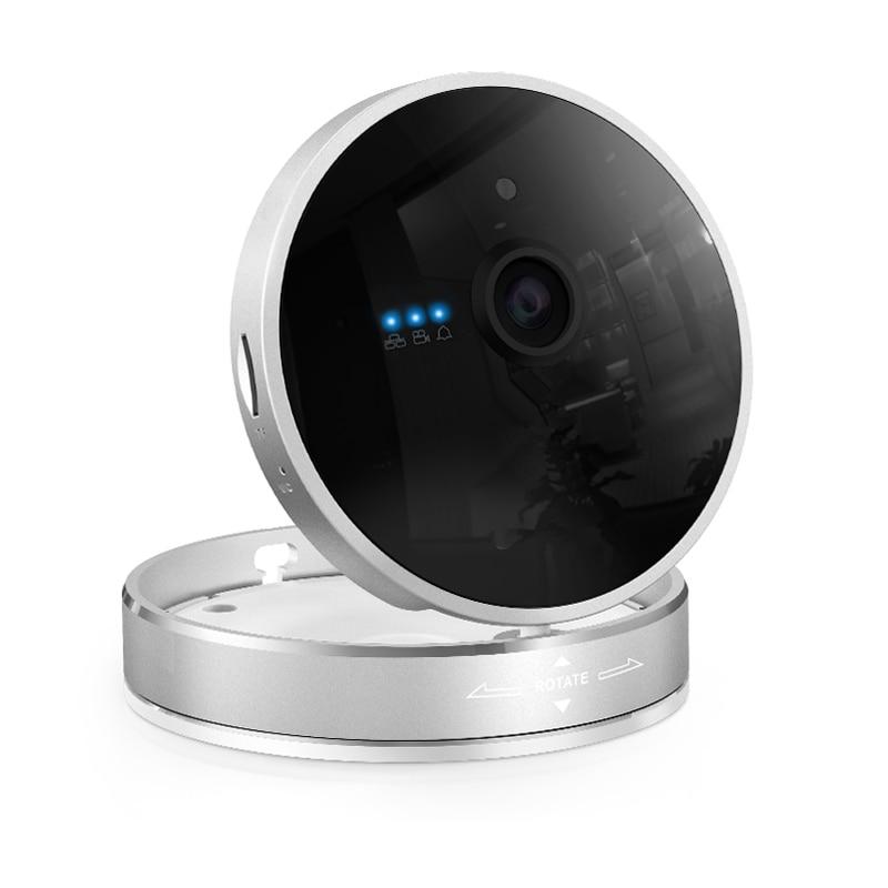 Topvico Cube IP Caméra Wifi 720 P 1.0 MP HD ONVIF P2P Plug Lecture Sans Fil Infrarouge Vidéo Surveillance Cam de Sécurité À DOMICILE caméra