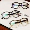 2017 New Japan Vintage Eye Glasses Frame Men Women Myopia Eyeglasses Fashion Optical Frame Plain Mirror Armacao De Oculos 2179