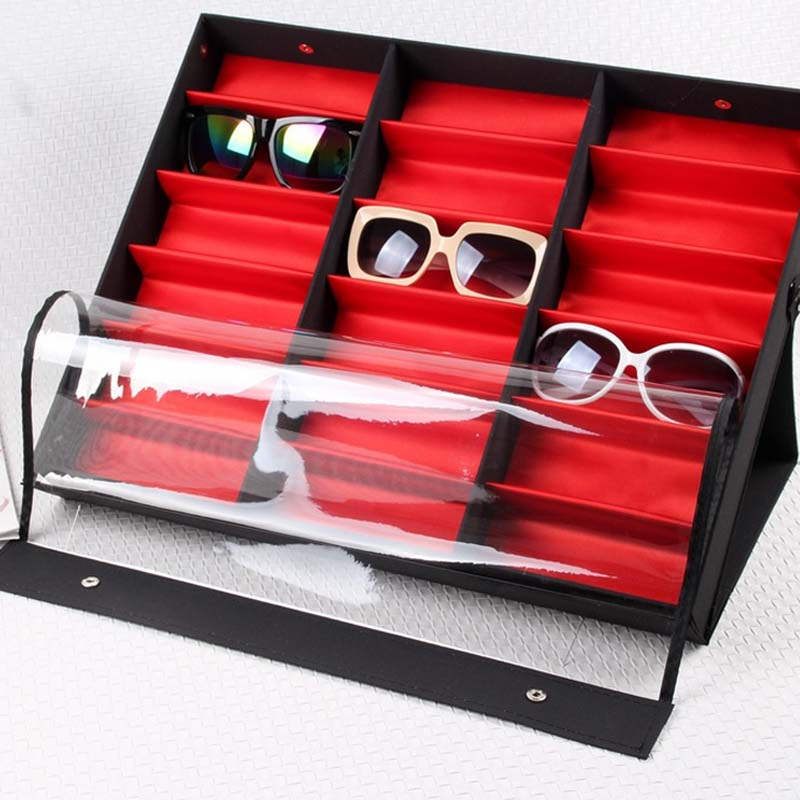 18PCS Eyewear Sunglass Organizer Box Jewelry Watches Display Storage Case   In Jewelry Packaging U0026 Display From Jewelry U0026 Accessories On  Aliexpress.com ...
