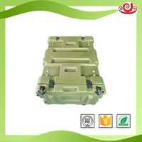 Tricases RU060 RU Series 19'Rack Cases Shockproof Dustproof Watertight for communication equipment case