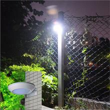 Najnowszy mikrofalowy czujnik ruchu LED lampa słoneczna 16LEDs 260 lm wodoodporna lampa uliczna zewnętrzna ściana bezpieczeństwo oświetlenie punktowe tanie tanio AMARYLLIS Radar Motion Sensor 1 year HBT-16LED-LEIDA IP65 SOLAR Żarówki led ART DECO Awaryjne Ni-cd solar light motion sensor