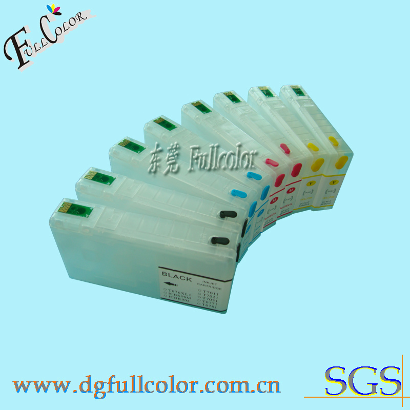 Refillacle Ink Cartridge T6771 T6772 T6773 T6774 For WP-4532 / 4011 / 4511 / 4521 / 4531 Printer ciss t6771 ciss t6772 t6773 t6774 for epson workforce pro wp 4011 wp 4091 wp 4511 wp 4521 wp 4531 wp 4592 4092 4022 4532