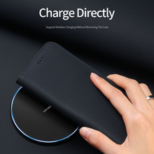 Luxury Genuine Leather Wallet Case For Samsung Galaxy Note 8