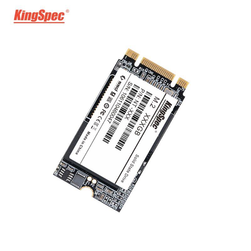 KingSpec SSD M2 M.2 2242 SSD Interno Sata Disco Duro SSD 120 GB 128GB 240 GB 256GB 500GB 512 GB 1TB 256 NGFF Für Laptop Billig