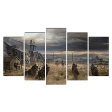 Canvas Painting Nordic Cowboy Wall Art Posters And Prints Wall Pictures For Living Room Cuadros Decoration Free Shipping Cairnsi