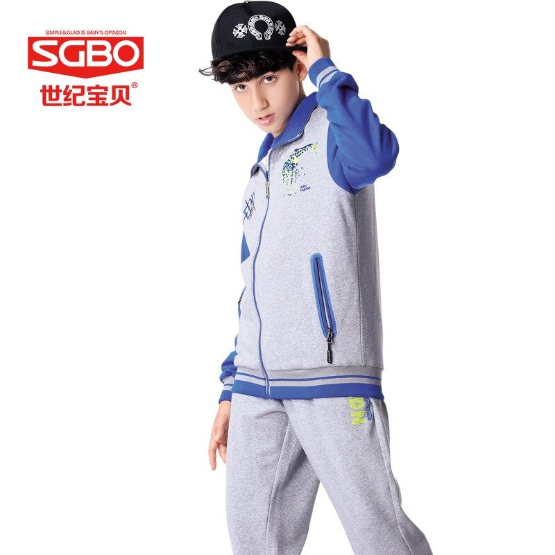 3 pcs Sports Clothes For Boy Outdoor Children Suit 10 11 ...