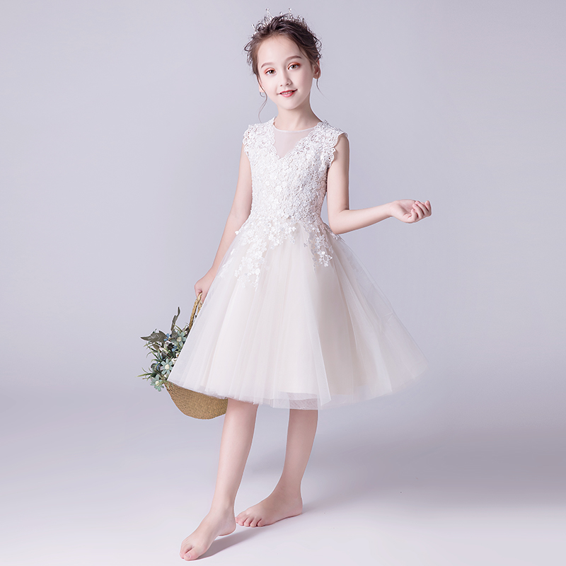 2018 winter flower girl party dress baby birthday tutu dresses for girls lace baby baptism dresses pearls kids wedding dress new 2018 flower girl party dress baby birthday tutu dresses for girls lace baby vest baptism dresses pearls kids wedding dress