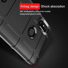 hot deal buy silicone cases for xiaomi redmi note 5 6 pro case pocophone f1 heavy protective covers for xiaomi redmi 5 plus mi mix 2s bumper