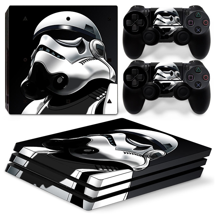 free drop shipping New Game Cover Protector Vinyl Full Set Sticker For PS4 Pro Skin Accessories skin #TN-P4Pro-1312