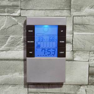 Digital LCD Backlight Temperat