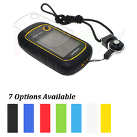 Protect Case Black Detachable Ring Neck Strap Screen Protector For Hiking Handheld GPS Garmin ETrex 10