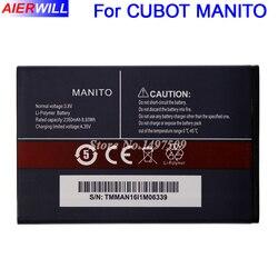 For CUBOT MANITO Battery Batterie Bateria Batterij Accumulator 2350mAh