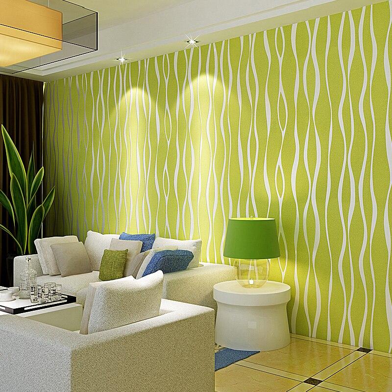 Online Kaufen Großhandel Glitter Wand Dekor Aus China Glitter Wand ... Gestreifte Grne Wnde