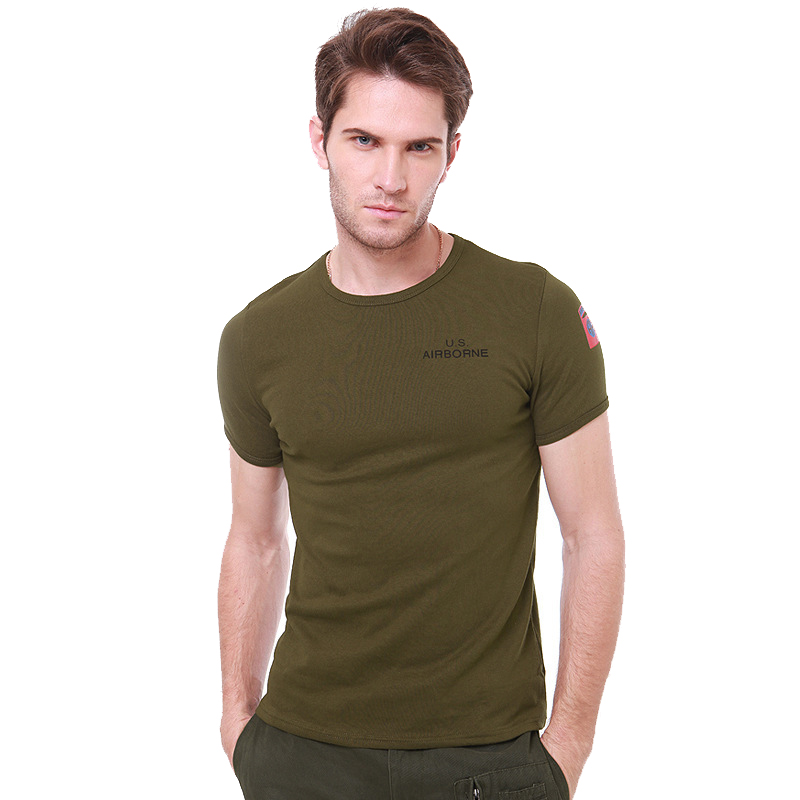 Sports & Entertainment Obliging Outdoor Stretch T-shirt Military Style Cotton Tight Body Short Sleeves Hiking T-shirt Tactical Clothing For Outdoor Sport