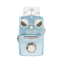 Hotone EKO Delay Effect Pedal True Bypass Digital Analog Delay Stompbox Effects For Electric Guitar