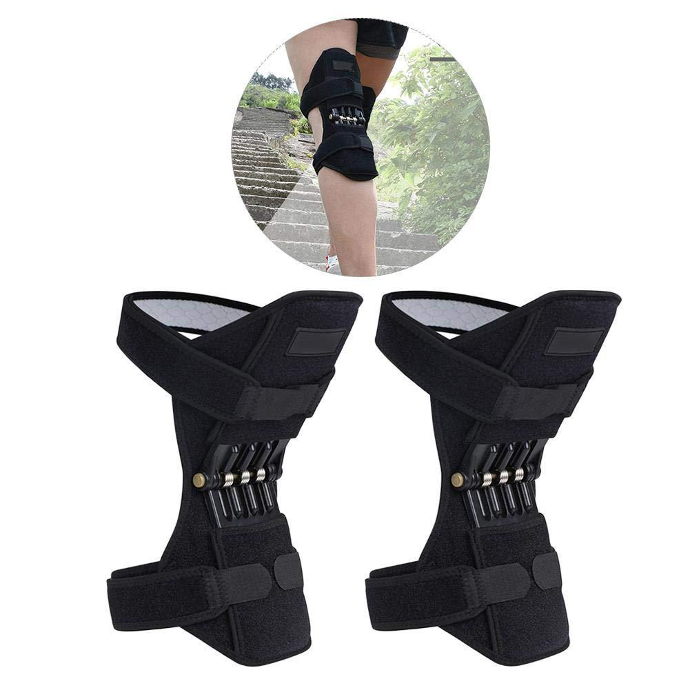 1 paire genou Booster outil de soin des pieds aucun electique Sport Protection masseur outils genou Joint correcteur aucun électrique soin des pieds cadeau