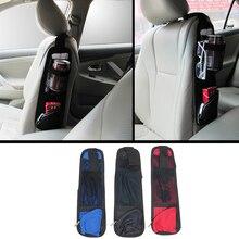 Hanging-Bags Drink-Holder Car-Seat Side-Pocket 1pcs Debris-Bag