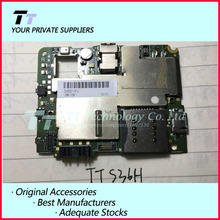 Original Unlocked Working For Sony Xperia L S36h Motherboard Logic Board With Chips Free shipping