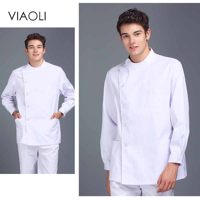 22b21e9f9e142 Viaoli-hombres-abrigo-ropa-enfermera-friega-uniforme-de-manga-corta-ropa-enfermera-uniformes-medicos-M-dicos.jpg
