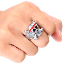 One Piece Luffy Ring