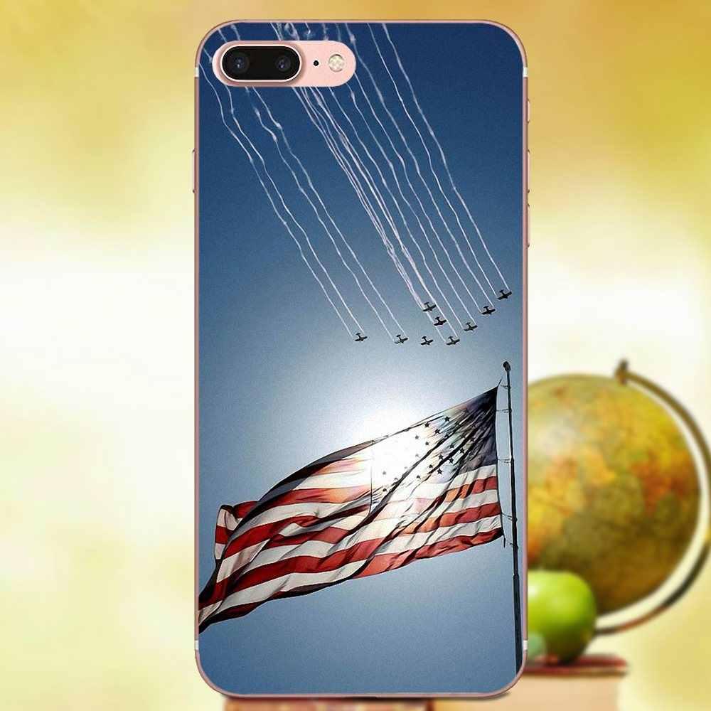 TPU niestandardowe telefon dla Samsung Galaxy Note 2 3 4 5 8 9 S3 S4 S5 S6 S7 S8 S9 mini Edge Plus włochy orzeł flaga