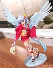 Kanade Tachibana Haregi Ver. Angel Beats! PVC Figure 1pc lot anime angel beats figures tachibana kanade tenshi school uniform pvc action figure collectible model toys for kids 21cm