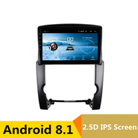 10.1 2.5D IPS android 8.1 car dvd For KIA Rio Sorento 2009 2010 2011 2012 radio navigation car stereo GPS multimedia player DVD