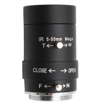 Cámara de seguridad CCTV 5 50mm lente Varifocal zoom Manual lente de montaje CS para cámaras USB
