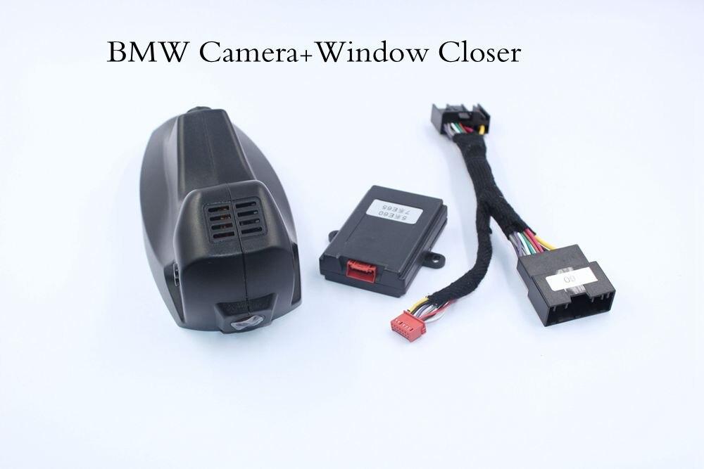 PLUSOBD For BMW E90 E91 E87 X1 E84 Special DVR Hidden Dedicated Car DVR Vehicle Recorder Wifi Camera 100% Car Original Style hidden install wifi car dvr for bmw car low spec e90 e91 e87 e84 hd 1080p 170 wide angle support g sensor motion detection