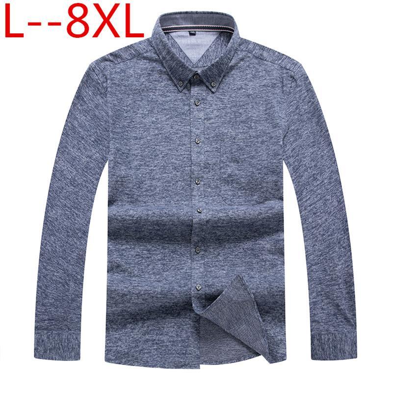 Chemises gris Formel Manches 6xl Hommes 8xl 10xl Grande Longues Poche 2018 5xl 4xl rouge À D'affaires Taille Homme Classique Bleu Chemise fHawgqw6x