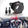 Новый ясный воздухоочиститель + воздушного фильтра Syetem грубый ремесла Harley спортстер XL883 1200 2004 - 2015 пользовательских бесплатная доставка