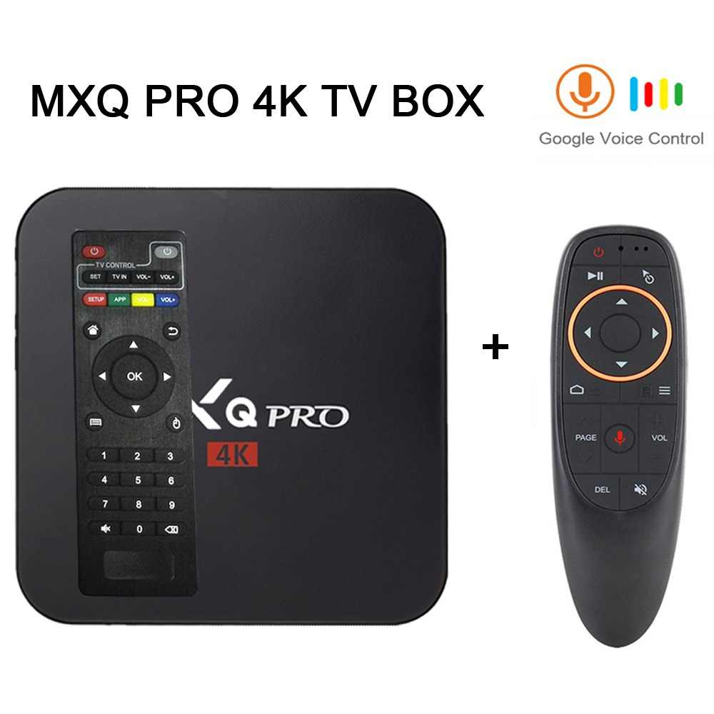 Android iptv-приставка подписка mxq Pro RK3229 4k 2G 16G Smart BOX Android 7,1 4K Tv HD 3D 2,4G WiFi h96 max X96 tv android boX