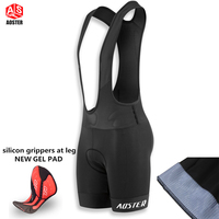 2019 high quality classic bib shorts race bicycle bottom Ropa Ciclismo bike pants gel pad Italy Silicon grippers at leg custom