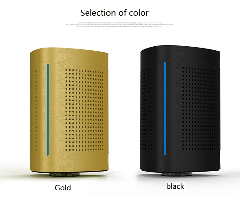 New ADIN V8 Vibration Speaker 36W Bluetooth Speakers Wireless Subwoofer NFC Stereo 3D Surround Touch Computer Phone Speaker (20)