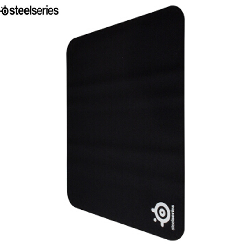 100% original SteelSeries Rubber Base 450*400*2mm Notebook Gaming Mouse Pad Computer Mouse Pad SteelSeries Mouse pad-Black cloth eva computer mouse pad grass green black