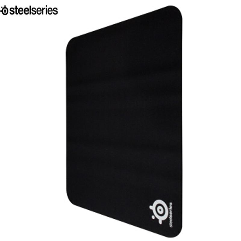Nouvelle Base en caoutchouc SteelSeries 450*400*2mm pour ordinateur portable tapis de souris de jeu ordinateur tapis de souris SteelSeries tapis de souris-noir