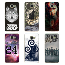 Teen Wolf Cases for Samsung Galaxy A