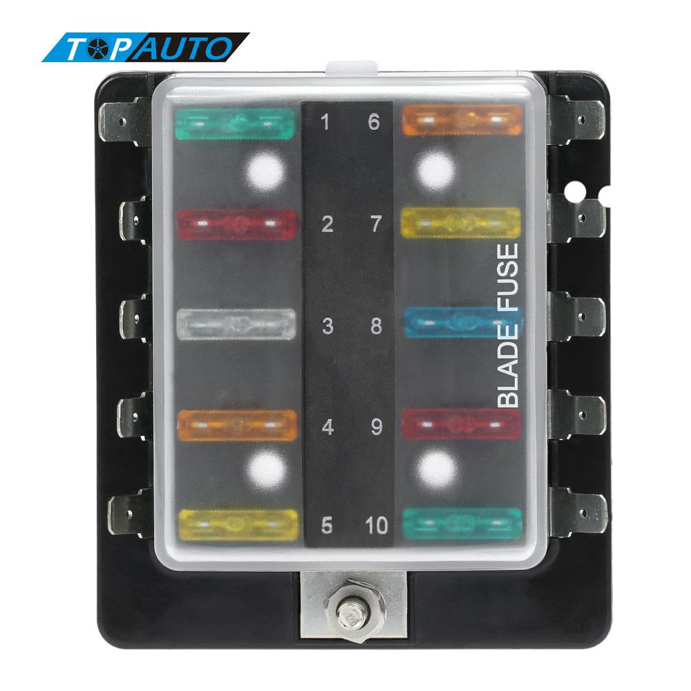 Plastic Fuse Box Memera Two Way Fusebox Wylex Standard White Ra24 Celica Wiring Diagram Compare Prices On Cover Online Shopping Buy Low Price 10 Blade