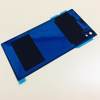 ISIU Replacement For Sony Xperia Z1 Back Cover C6902 L39H Case C6903 C6906 C6943 Mobile Phone