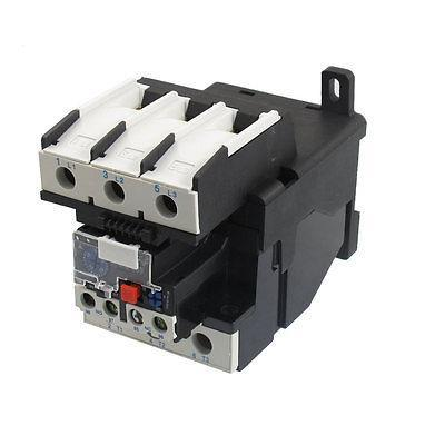 JR28-33 65A 690V 1NO 1NC 3 Phase Thermal Overload Relay w Socket jr28 13 manual reset 3 phase motor