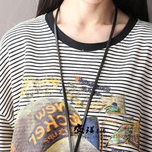 2017 women's new spring and summer 100% cotton cartoon print dress o-neck plus size midguts casual shirts