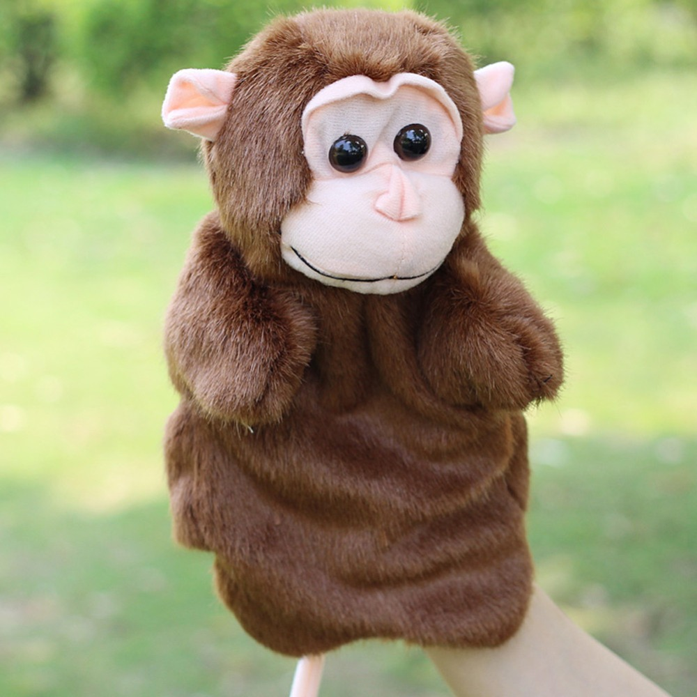 Animals-Hand-Puppet-Plush-Toys-Kids-Cute-Hand-Puppets-Sloth-Duck-Cow-Parrot-Monkey-Snake-Stuffed-Doll-Baby-Toys-Gifts-Brinquedos-2