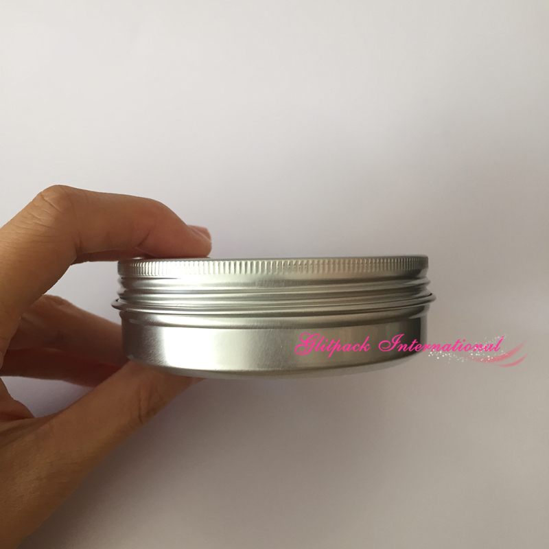 80 stks 100g Ronde Blikjes Metalen Verpakking Cosmetica Jar Cream - Huidverzorgingstools - Foto 3
