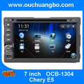 Car DVD GPS radio stereo multimedia for Chery E5 support spanish Russia USB AUX free 2015 Russian map MP3 Player